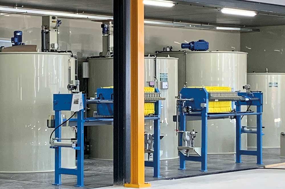 waterzuivering C&T Technics